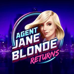 Agent Jane Blonde Returns Slot Goes Live