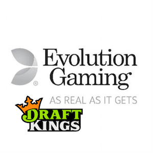 Evolution Gaming Seals DraftKings Deal